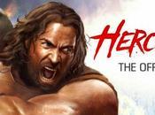 HERCULES gioco ufficiale film arriva Android