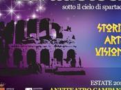 Eventi serali nell'Anfiteatro Capua