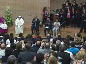 Calorosa accoglienza riservata Papa Francesco Molise