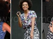 stile etnico afro Solange Knowles