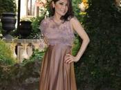 L'attrice soprano Cino-Canadese Italia Premio Concerto Assisi