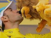 Nibali maglia gialla Tour France
