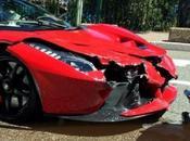 Ferrari incidente brivido regno Grace Kelly