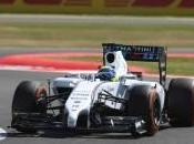 Test Silverstone, Massa testa, Ferrari