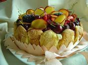 Charlotte alla frutta