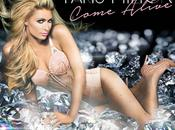 """L'ereditiera Paris Hilton prova ancora musica pubblica """"Come Alive"""""""