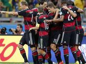 Mondiali: Brasile-Germania 1-7, crollo delle stelle verdeoro