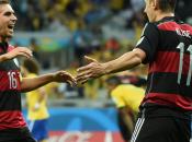 Brasile 2014, Germania umilia finale. Klose nella storia