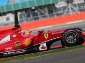 Bianchi Ferrari chiudono miglior tempo test Silverstone
