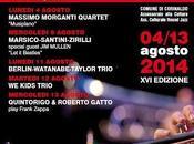 Conto alla rovescia sedicesima edizione Corinaldo Jazz Festival 2014.