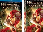Heavenly Sword, film d'animazione uscirà negli settembre