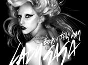 Lady Gaga Born This Single Cover