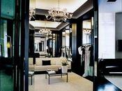 """Haute Couture fitting rooms, Paris"""