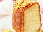 Torta soffice profumata all'arancia