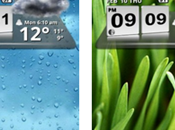 Digital Weather Clock, nuovo widget orologio Android