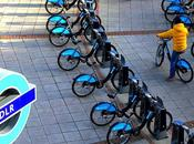 Bike Sharing Londra: scoprire Londra bicicletta sole sterline.