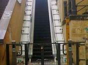 Siani gira film Napoli improvvisamente vengono riattivate scale mobili…