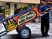 Brasile: arte ecologia diventare campioni riciclaggio rifiuti