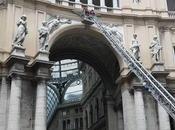 Napoli, comincia messa sicurezza della Galleria Umberto. declino città