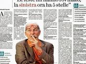 """Sostiene Bertinotti: feste hanno rovinato"""". rovinati quelli come"""