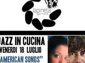 Jazz Cucina: venerdi' luglio 2014 concerto Santorsola Urgo Molfetta Bari.