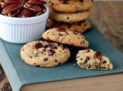 Cookies alle noci Pecan gocce cioccolato