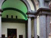 Uffizi Galleria dell'Accademia, un'estate chiaro luna