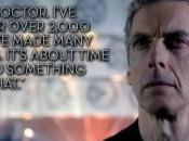 Doctor Rilasciato trailer dell'ottava stagione immagini inedite