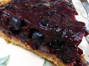 Fresca insolita: torta mirtilli