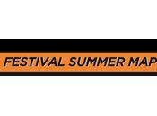 Festival Summer Map, nasce mappa interattiva festival europei