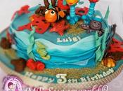 Under cake