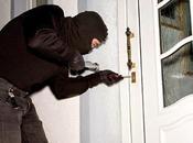 Raffica furti nelle abitazioni sindaco