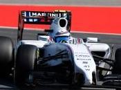 Germania, Williams facce: Bottas podio, Massa