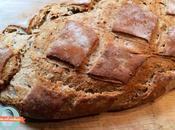 Ciabatta pane farina riso grano