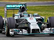 Gran Bretagna 2014: Mercedes testa nella prima sessione prove libere