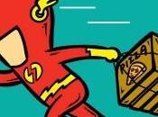Part-time jobs superheroes Lavori part-time supereroi