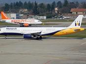 Arrivare Londra Monarch: voli low-cost tariffe ogni esigenza