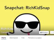 #RichKidsofSnapchat: bambini viziati escono allo scoperto