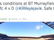 Curiosità: Celtic passeggia nuovo terreno Murrayfield. turno superato