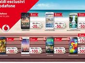 Saldi Esclusivi Vodafone: oggi sconti smartphone, internet gratis ricariche regalo