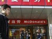 Cina: carne avariata Donald's altre catene fast food