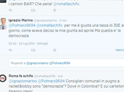 """Quella sottile differenza passa """"mafia"""" """"democrazia"""" Sindaco Ignazio Marino dovrebbe imparare distinguere"""
