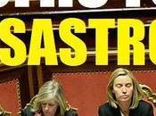 Governo Renzi: disastro!