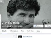 pagina facebook Morandi