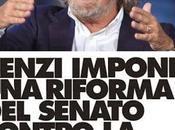 """Beppe Grillo: """"Faremo guerriglie democratiche sulle riforme""""!"""