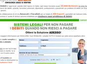 Sistemi legali pagare debiti