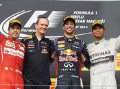Ungheria 2014: Ricciardo trionfa caos dell'Hungaroring