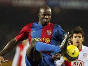 cinque difensori francesi nella storia Barcellona prima Mathieu