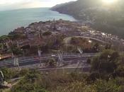 Video. meraviglie della Costiera Amalfitana volo d'uccello