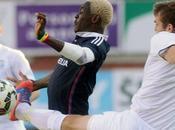 Mlada Boleslav-Lione 1-4: Olympique categorico. praticamente eliminato